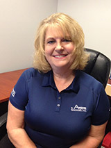 Beth Traub - ARM Service Department Logistics Manager